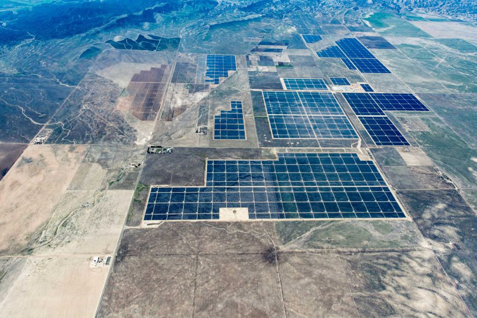 What Are The Top 5 Largest Solar Power Installations In